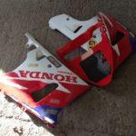 Honda RC45 Fairing Repair Restoration - image 7