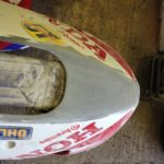 Honda RC45 Fairing Repair Restoration - image 8