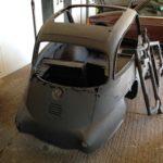 Isetta Bubble Car – Huge Restoration Job Restoration - image 191