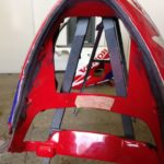 Honda RC45 Fairing Repair Restoration - image 4
