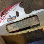 Honda RC45 Fairing Repair Restoration - image 9