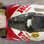 Honda RC45 Fairing Repair Restoration - image 3