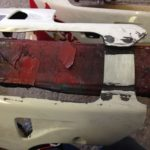 Honda RC45 Fairing Repair Restoration - image 6