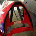 Honda RC45 Fairing Repair Restoration - image 5
