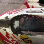 Honda RC45 Fairing Repair Restoration - image 11