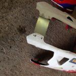 Honda RC45 Fairing Repair Restoration - image 12
