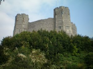 Lewes_Castle_keep