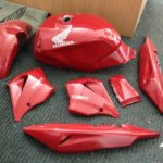 Honda CBF 250 Restoration - image 25