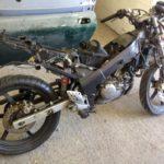 Honda CBR 125 Frame Straightening Restoration - image 1