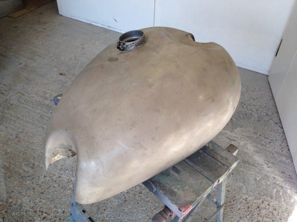 Panther M100 Restoration - image 16