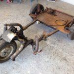 Isetta Bubble Car – Huge Restoration Job Restoration - image 200