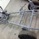 Isetta Bubble Car – Huge Restoration Job Restoration - image 201