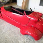 Messerschmitt KR201 Restoration - image 50