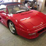 Ferrari 355 Spider Restoration - image 44