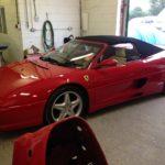 Ferrari 355 Spider Restoration - image 43