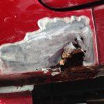 Volvo 1800 ES Rust Removal Restoration - image 64