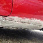 Volvo 1800 ES Rust Removal Restoration - image 72