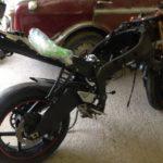 Kawasaki ZX6R 636 Restoration - image 26