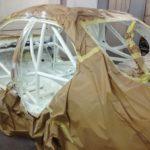 Mitsubishi Evolution Restoration - image 1