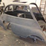 Isetta Bubble Car – Huge Restoration Job Restoration - image 216