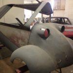 Messerschmitt KR201 Restoration - image 63