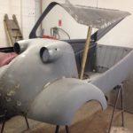 Messerschmitt KR201 Restoration - image 64