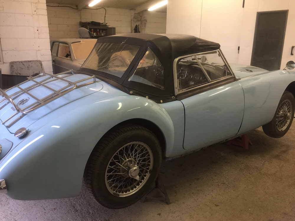 Paintless Dent Removal Cost >> MGA Restoration & Repair | White's Bodyworks