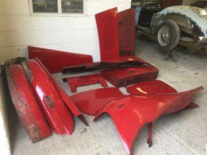 MG TC Restoration