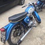 BSA Motorcycle Restoration - image 4