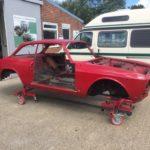 Alfa Romeo GTV 1750 Restoration - image 8