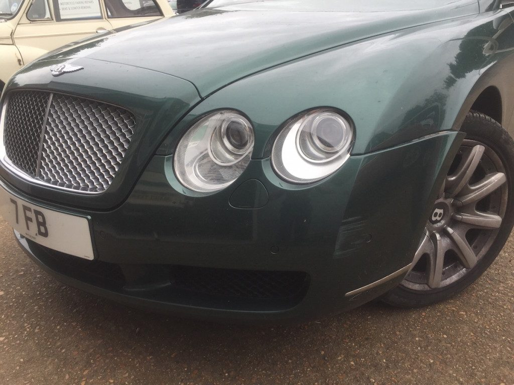 Bently Continental Restoration - image 4