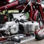 motorcycle transport in Surrey