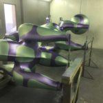 Sculpture paintwork Restoration - image 12