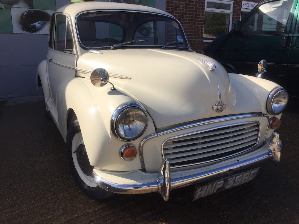 Morris Minor 1000 Restoration - image 20