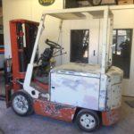 Forklift Truck Restoration - image 7