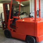 Forklift Truck Restoration - image 8