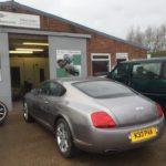 David Stockdale's Bentley Continental Restoration - image 4