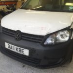 VW Caddy Restoration - image 12