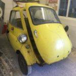 Isetta Bubble Car Restoration - image 19