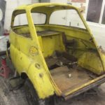 Isetta Bubble Car Restoration - image 23