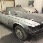 Mercedes 1987 300SL Restoration - image 1
