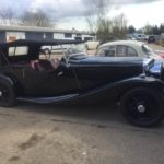 1934 VDP Derby Bentley Restoration - image 1