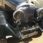 1934 VDP Derby Bentley Restoration - image 9