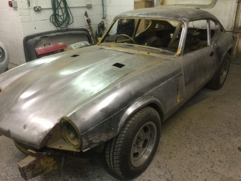 Triumph GT6 Restoration - image 3