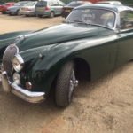 Jaguar XK150 Restoration - image 2