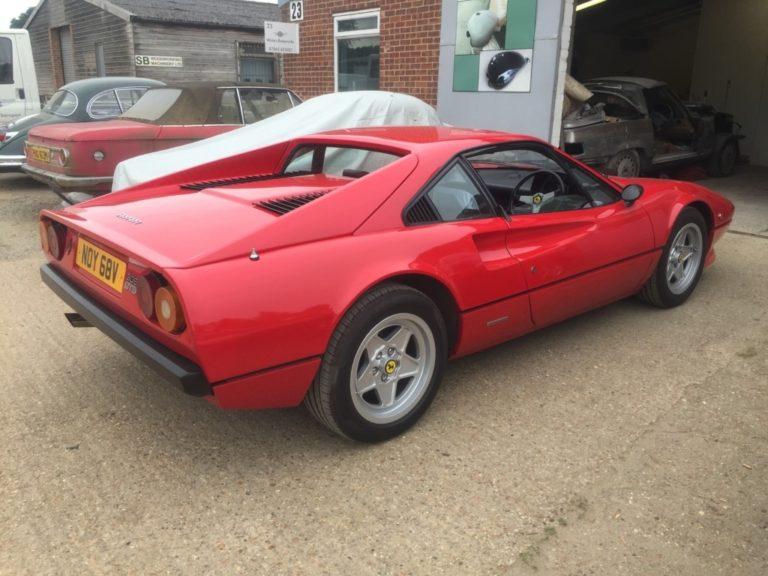 Ferrari 308 Restoration - image 2