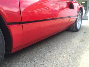 Ferrari 308 repair