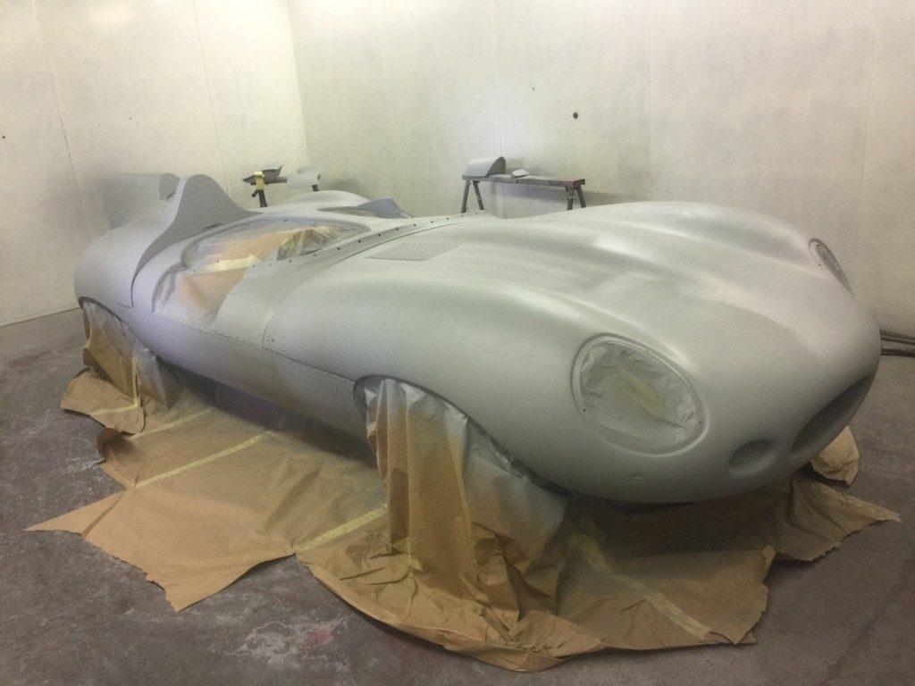 Jaguar D-Type Restoration - image 32