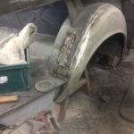 1968 Volvo P1800s Restoration Restoration - image 24