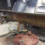 1968 Volvo P1800s Restoration Restoration - image 5